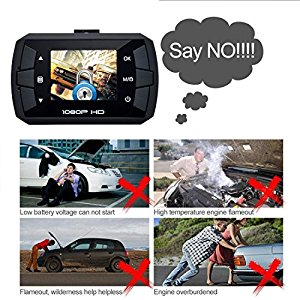 toguard mini full hd 1080p voiture avec tableau de bord dash cam dvr appareil photo int gr de. Black Bedroom Furniture Sets. Home Design Ideas